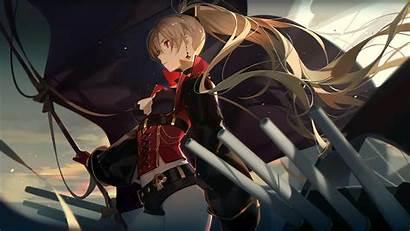 Azur Lane Bart Jean Screen Anime Ship