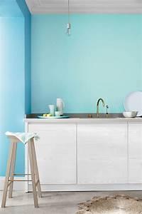 Peinture Little Green Avis : peinture bleu 12 couleurs bleut es pour repeindre son int rieur c t maison ~ Melissatoandfro.com Idées de Décoration