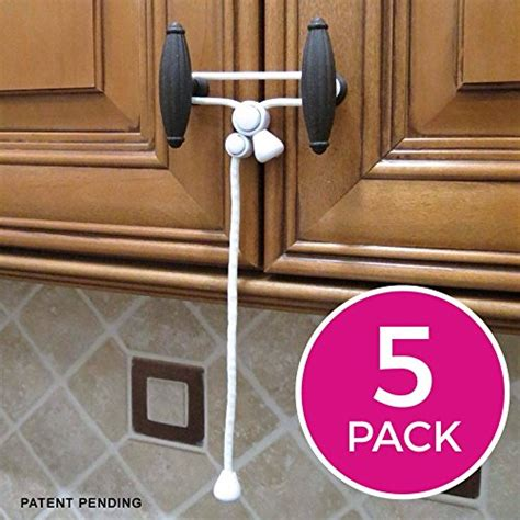 child proof cabinet doors kiscords baby safety cabinet locks for knobs child safety