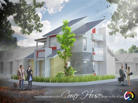 list daftar desain rumah minimalis modern terbaru