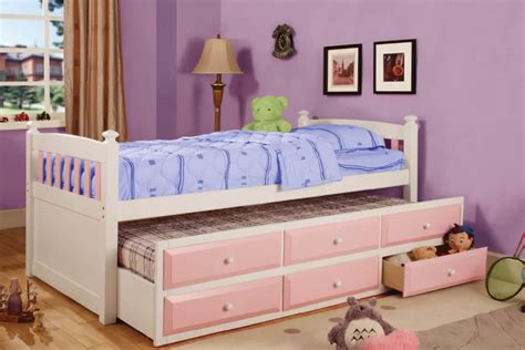Kids Trundle Beds  Kids Furniture Ideas