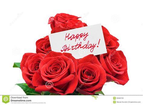 Happy Birthday Roses Images Flower Flower Birthday