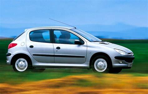 peugeot spain spain 2001 peugeot 206 new leader best selling cars blog