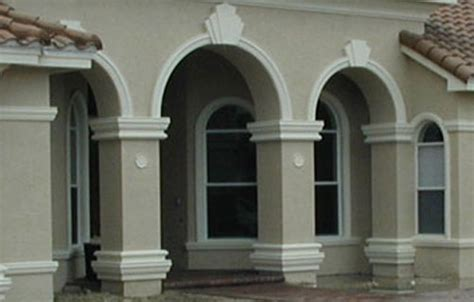 foam molding architectural foam fabrications