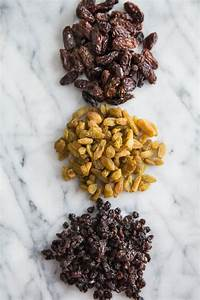 The Difference Between Raisins, Sultanas, and Currants ...