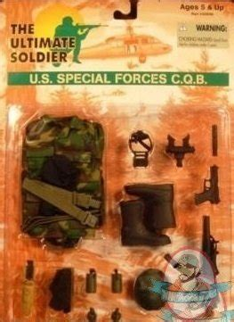 ultimate soldier   special forces cqb weapon set