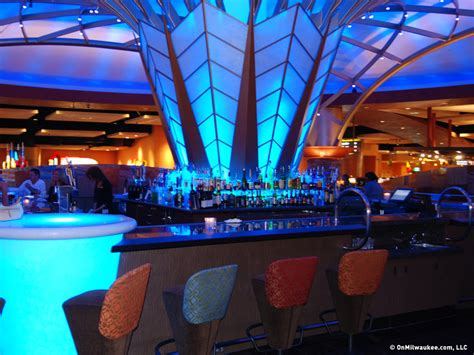 bar  adds  dimension  potawatomi casino onmilwaukee