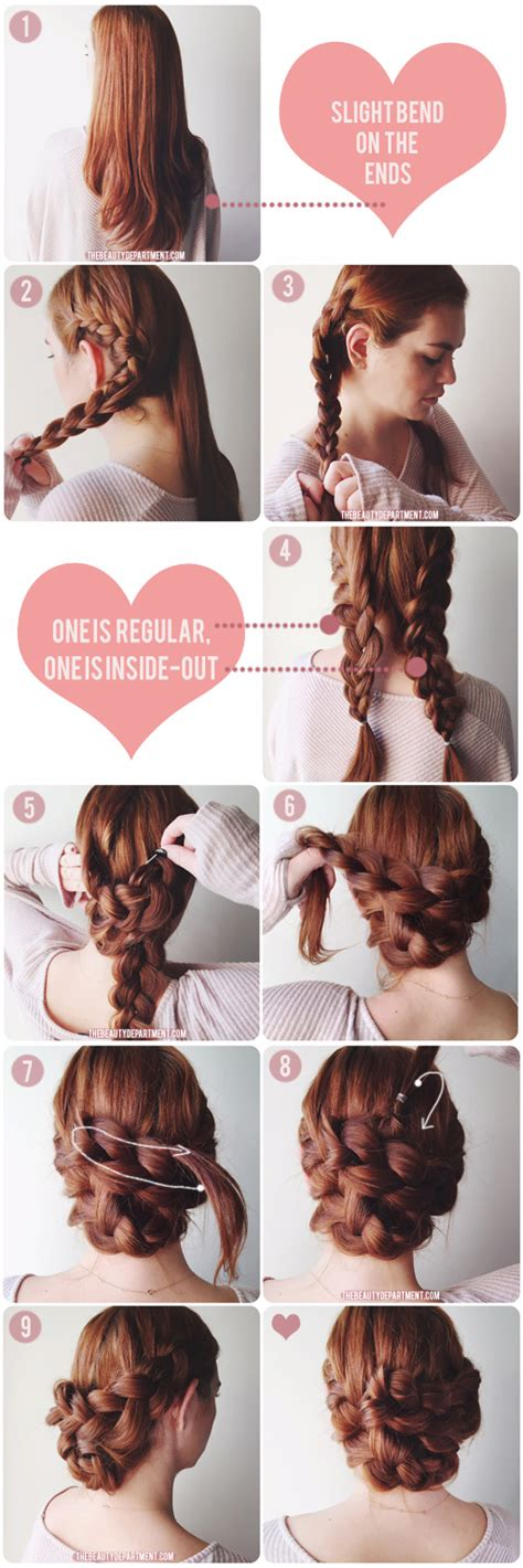 easy bridesmaid hair the department your daily dose of pretty easy bridesmaid hair