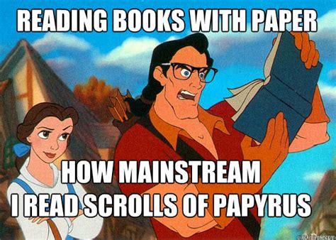 Gaston Memes - hipster gaston memes quickmeme