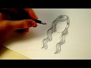 Zeichnen Lernen Mit Bleistift : zeichnen lernen haare frisur zeichnen mit bleistift tutorial 2 youtube ~ Frokenaadalensverden.com Haus und Dekorationen