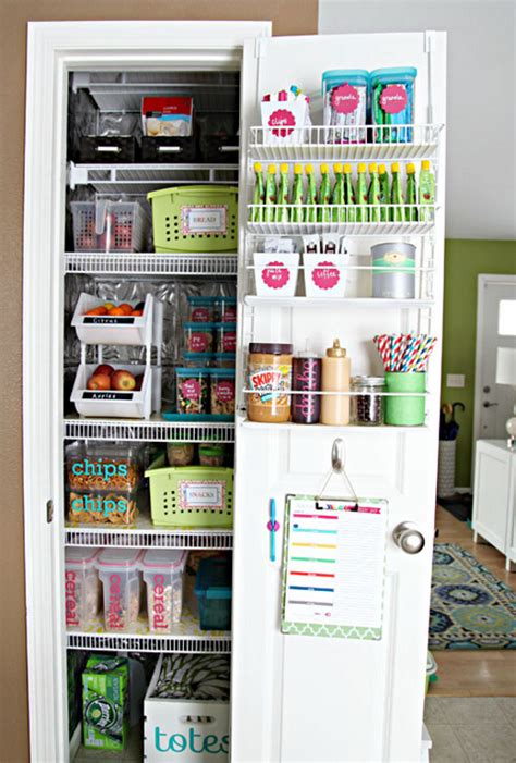 bedroom decor idea 16 pantry organization ideas that your kitchen will