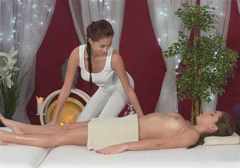 Destroyed Sensual Facial For Japanese Chick Paula Horny Massagerooms