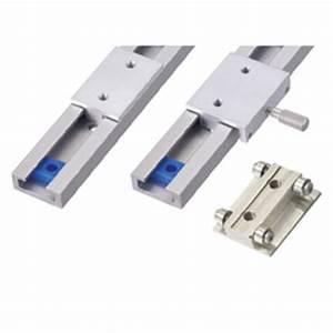 Glissiere A Bille : glissi re simple bloc et rail en aluminium avec roulement billes de misumi boutique en ~ Farleysfitness.com Idées de Décoration