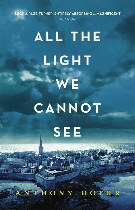 all the light the list of books that make you want to travel