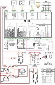 Panel Circuit Diagram