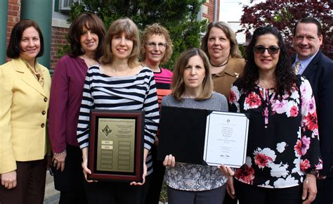 lynbrook lynbrook school district business office staff recognized