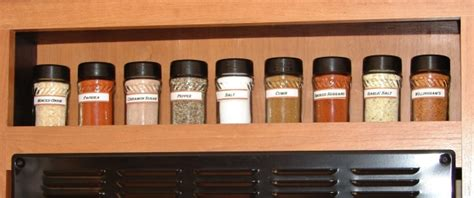 Travel Spice Rack by Rv Net Open Roads Forum A New Spice Rack And More Mods