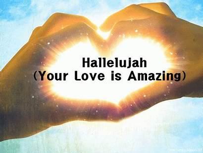Amazing Hallelujah Praise Jesus
