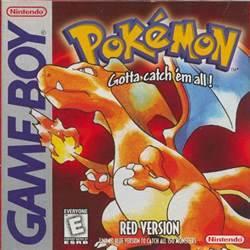 pokemon red rom game 1