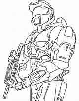Chief Halo Coloring Colorear Dibujar Dibujos Imagenes Call Duty Sketch Drawing Drawings Imagui Reach Malvorlagen Pintar Coloriage Sheet Boys Desenho sketch template