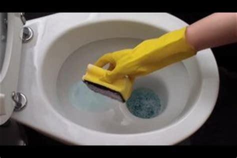 toilette reinigen urinstein toilette kalk entfernen eckventil waschmaschine