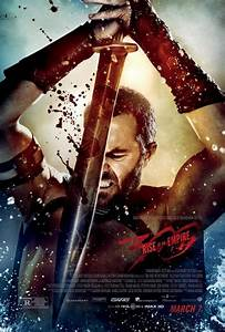 300 Rise of an Empire Poster: Blood Will Fly - Movie Fanatic
