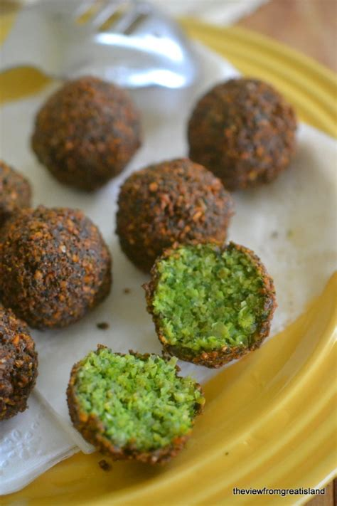 falafel recipe the best falafel recipe the view from great island