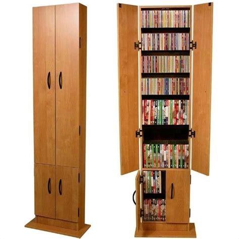 Dvd Closet Storage by Venture Horizon Promo Cd Dvd Media Storage Cabinet Ebay