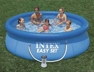 Intex 8ft X 30in Easy Set Pool Set With Filter Pump Review