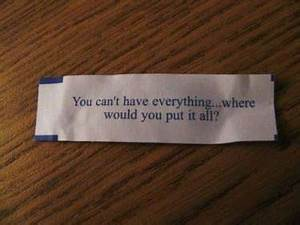 Best 25+ Fortun... Ridiculous Fortune Cookie Quotes