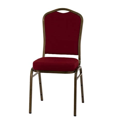hercules series crown back stacking banquet chair in