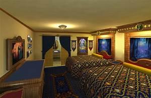 Walt Disney World Themed Hotel Rooms EverythingMouse