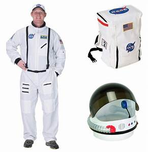Adult Astronaut Costume, Suit, Helmet,