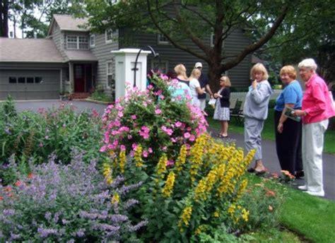 Backyard Tours by Hudson Home Garden Tour Hudson Garden Club