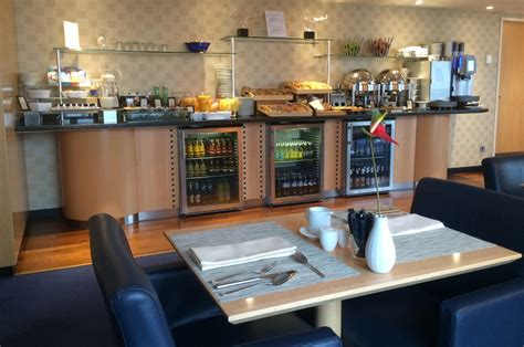 (Hotel Review) Hilton Vienna and Executive Lounge