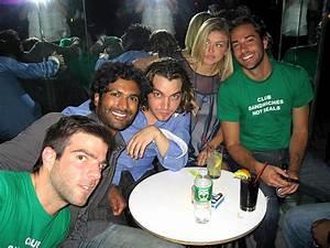 2007 Maxim Hot 100 Party Sendhil Ramamurthy, Zachary ...
