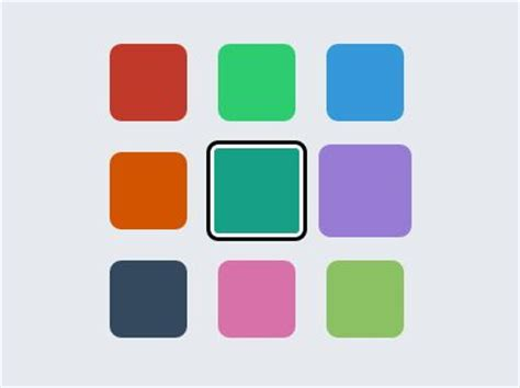 select box based color picker plugin  jquery colorselect  jquery plugins