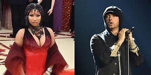 Now Eminem has commented on that Nicki Minaj business