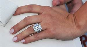 kim kardashian39s engagement ring sold for how much aol With kim kardashian wedding ring cost