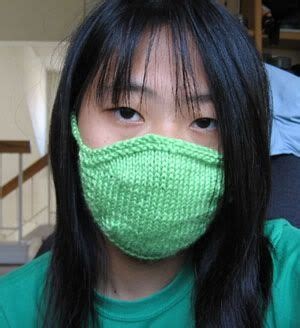 face warmer surgical mask  link    pattern
