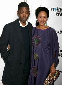 Chris Rock and Wife of 19 years Malaak Compton have split ...