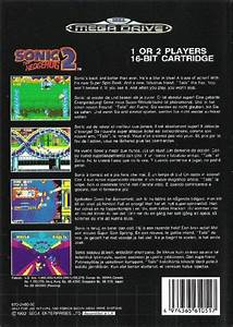 Sonic The Hedgehog 2 For Sega Genesis Sales Wiki
