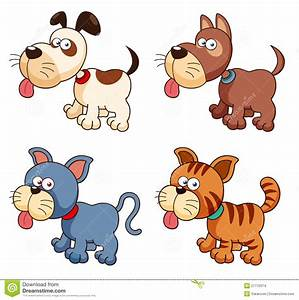 Clipart of Cats And Dogs – 101 Clip Art