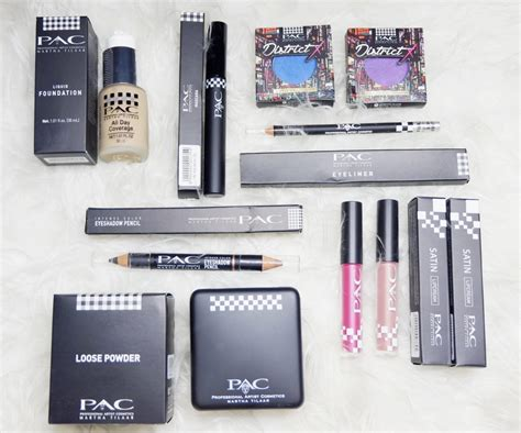 Harga Make Up Pac Martha Tilaar review pac cosmetics by martha tilaar our story