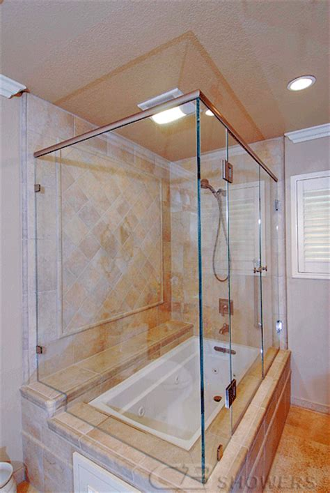 walk in shower tile frameless showers cb showers in san carlos