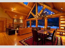Luxury Log Chalet with Private Hot Tub Whistler