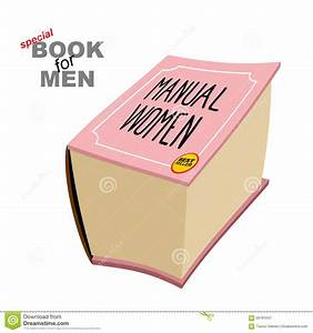 Manual Women  Instruction Girls  Special Book For Men  Big