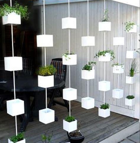 hanging herb garden craft ideas gardens