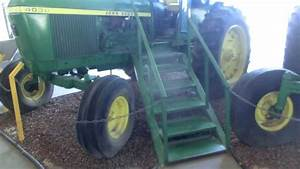 Air Conditioned John Deere 4030 From Kibbutz Negba