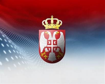 Serbia Wallpapers Symbol Serbian Flag Serbien Srbija